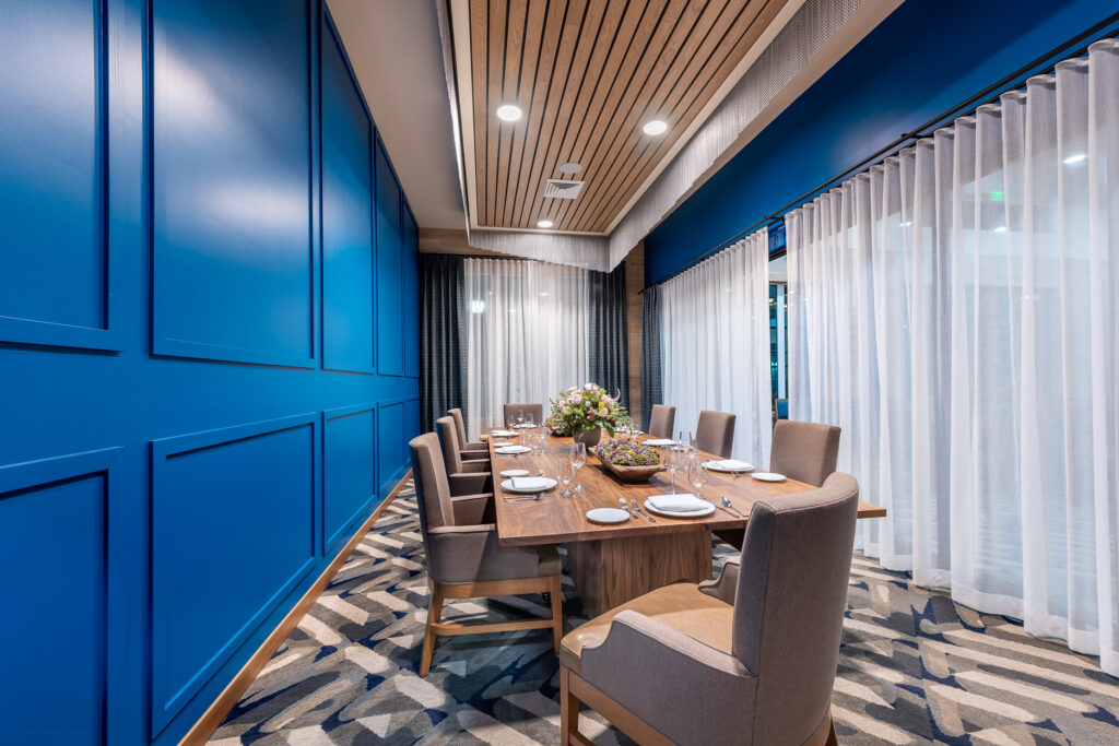 Private Dining at Ovation